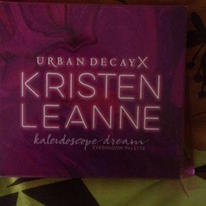 Urban decay Kristen Leanne eye palette